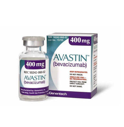 about avastin injection
